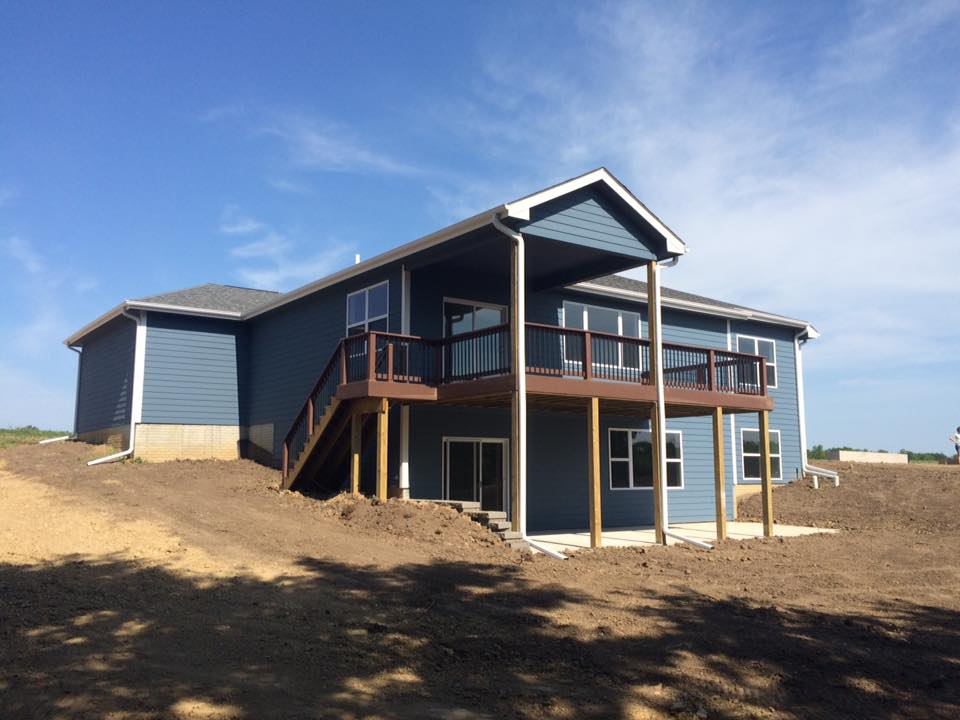 Complete Construction Winterset New Home Construction