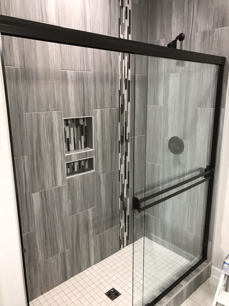 Josh Hargin Winterset Bathroom Remodel by Complete Construction