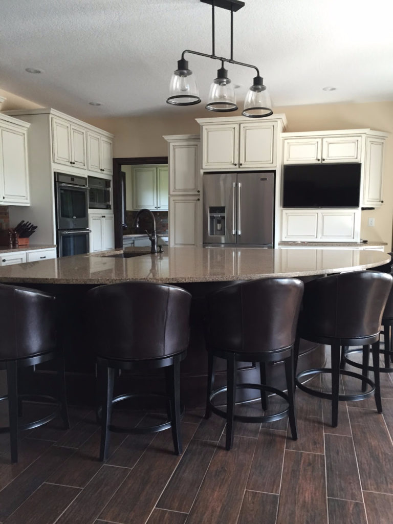 Complete Construction Winterset Iowa Kitchen Remodel